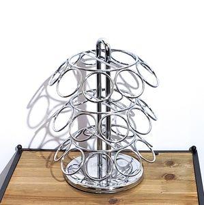 KEURIG | K-Cup 27 Pod Spinning Carousel Holder
